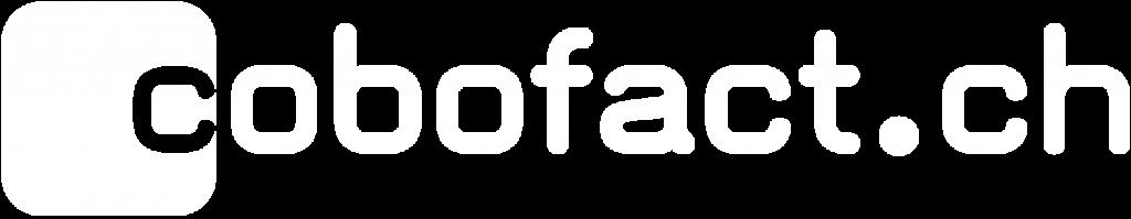 Logo Cobofact weiss